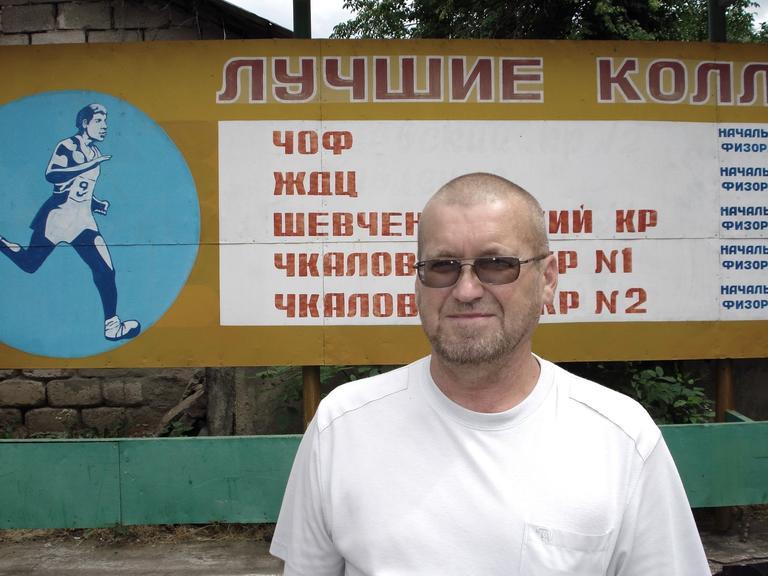 Чемпионом города по настольному теннису стал Олег Губин