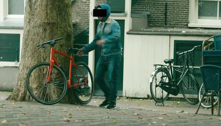 Выпил — и остался без велосипеда