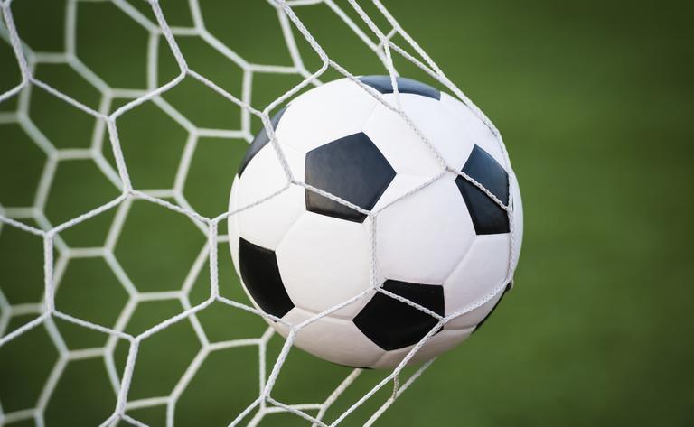 Победа наших школьников на футбольном турнире