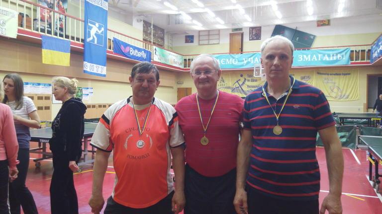 Евгений Запускалов стал чемпионом в личном первенстве по настольному теннису