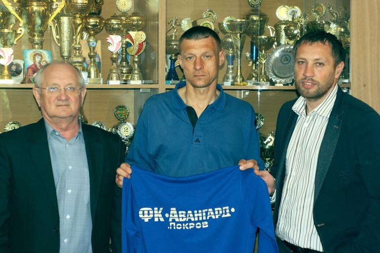 Новый тренер «Авангарда» Дмитрий Топчиев: «Надеюсь, по результатам моей работы болельщики команды увидят разницу»