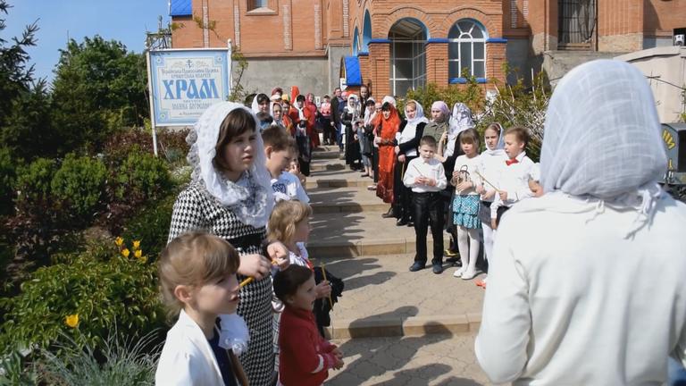 Храм Иоанна Богослова Светлый Понедельник 02.05.2016