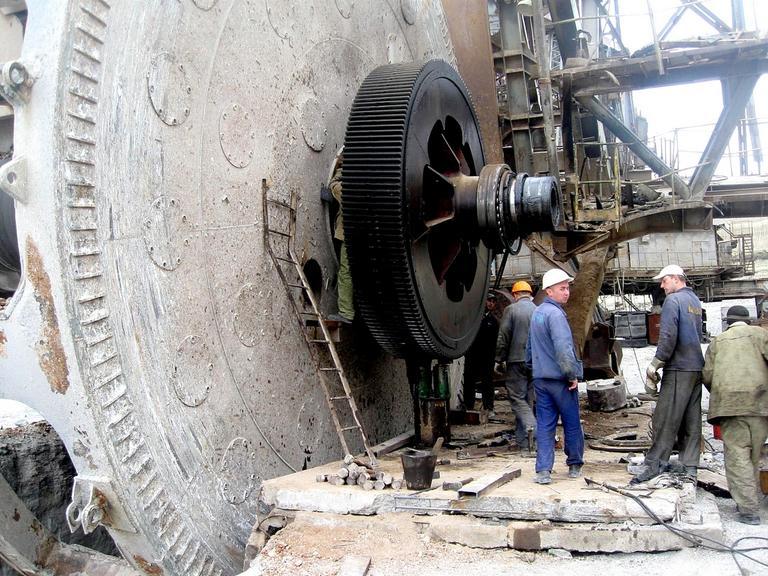 ОГОК запустил в работу Чкаловскую фабрику и Роторный комплекс №4