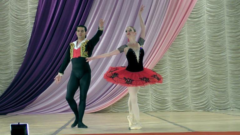 «Вечная сказка балета». Аншлаг
