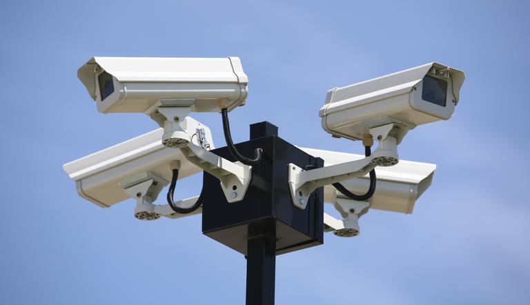 Видеокамеры наружного наблюдения снова помогли раскрыть кражу