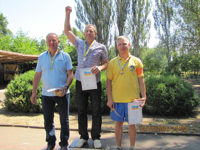 (ОБНОВЛЕНО, добавлено видео) Владимир Разлуцкий стал Чемпионом Украины по городкам