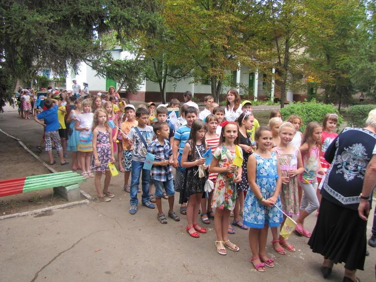 (обновлено +ВИДЕО) Праздник в «Чайке» в честь 60-летия детского лагеря!