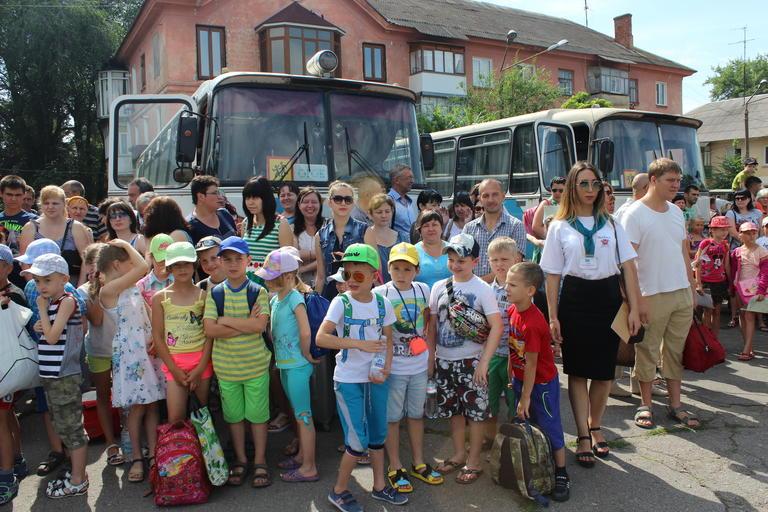 Стартовал 60-й юбилейный заезд в детский лагерь «Чайка» (+ФОТО и ВИДЕО отчет)