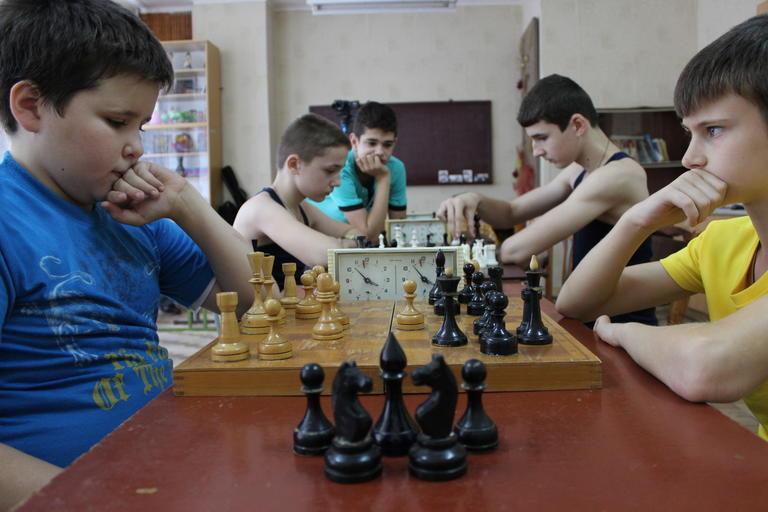 Шахматный турнир посвятили  Дню Независимости (+ФОТО-ВИДЕО отчет)