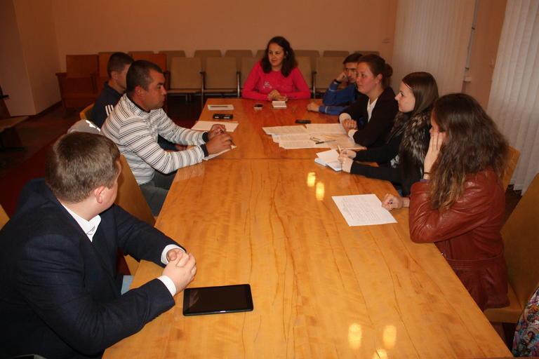 Сформировали Наблюдательный совет Молодежного совета