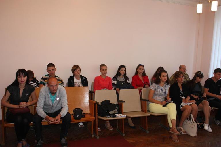В Покрове продолжается создание Молодежного совета
