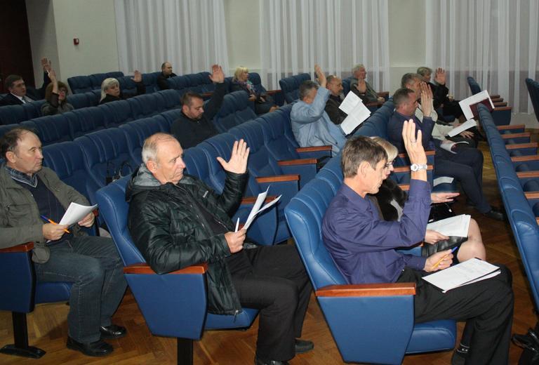 Депутаты выделили 855 тысяч гривен на индивидуальное отопление