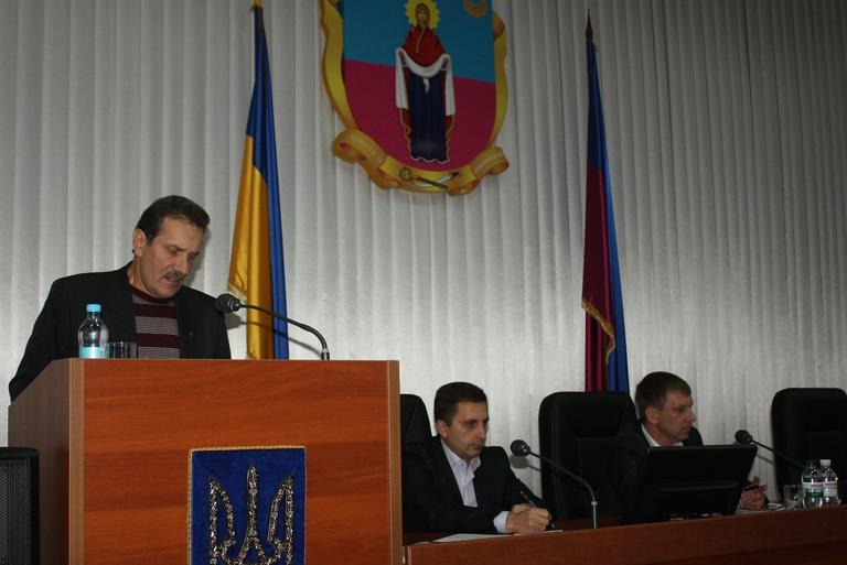 Депутатам рассказали о подготовке к зиме
