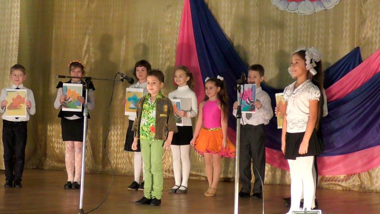 Аристарх Черенков – «Дитинка-перлинка-2016»