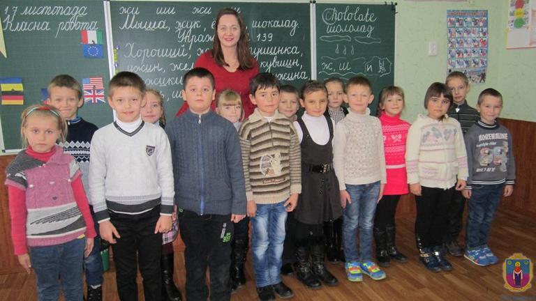 Переможець міського етапу конкурсу «Учитель року-2017», номінація «Початкова школа» - з дев'ятої школи