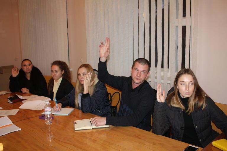 Принят план работы Молодежного совета