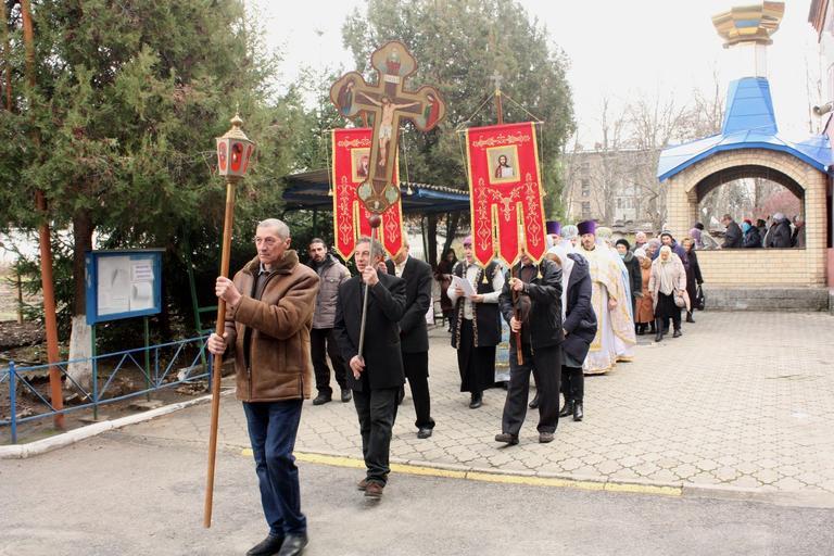 Престольный праздник в Свято-Михайловском храме