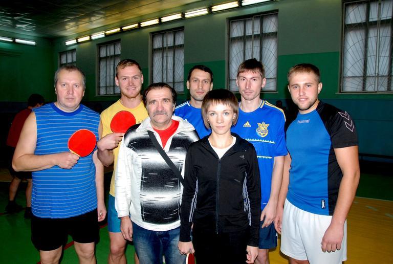 Чемпионы 1-й группы по теннису — спортсмены службы охраны!