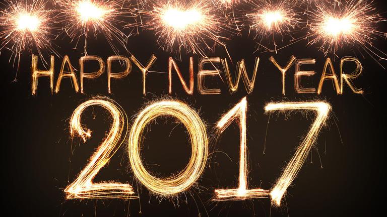 С Новым Годом, дорогие земляки!