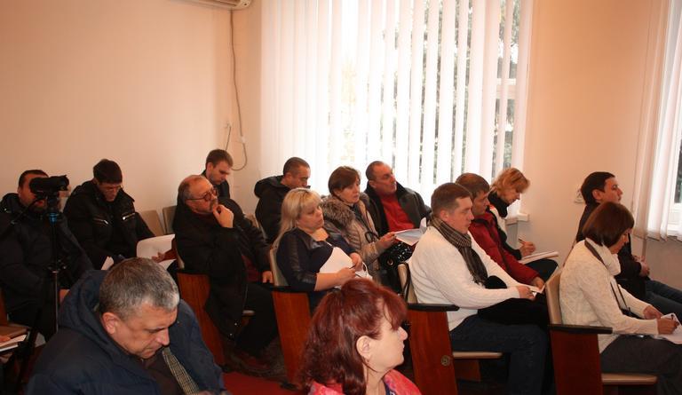 Депутаты выделили средства на отопление и заслушали обращение Оппозиционного блока