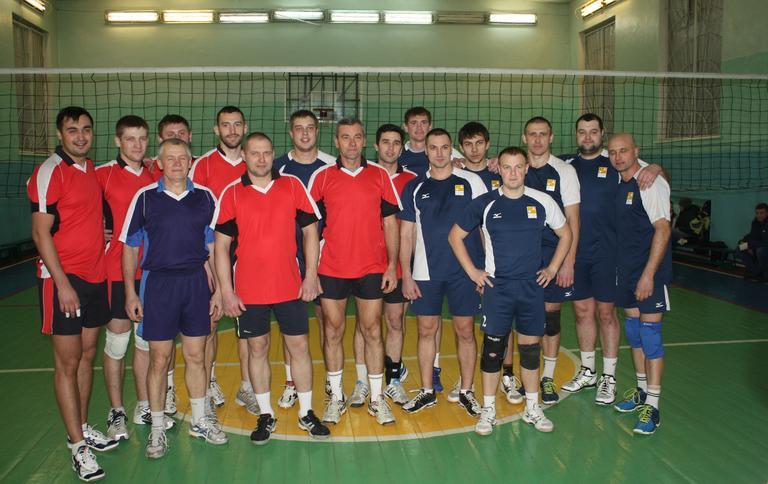 Волейболисты ОГОКа победили команду из Никополя (+ВИДЕО)