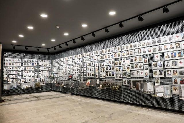 На Дніпропетровщині відкрили внутрішню експозицію першого в Україні Музею АТО, - Валентин Резніченко