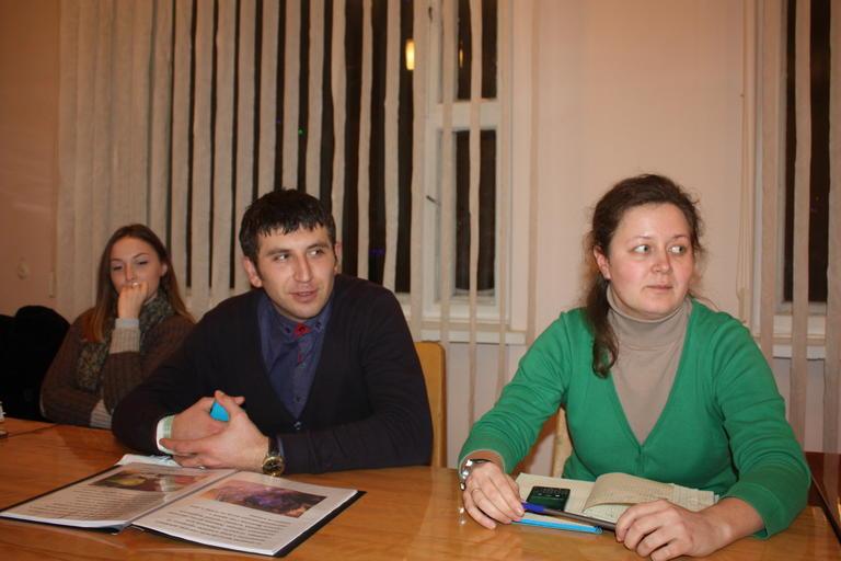 Планы и итоги: прошла очередная сессия Молодежного совета