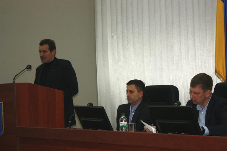 Материальная помощь на отопление и последствия переименования города: прошло очередное заседание горсовета (+ВИДЕО)