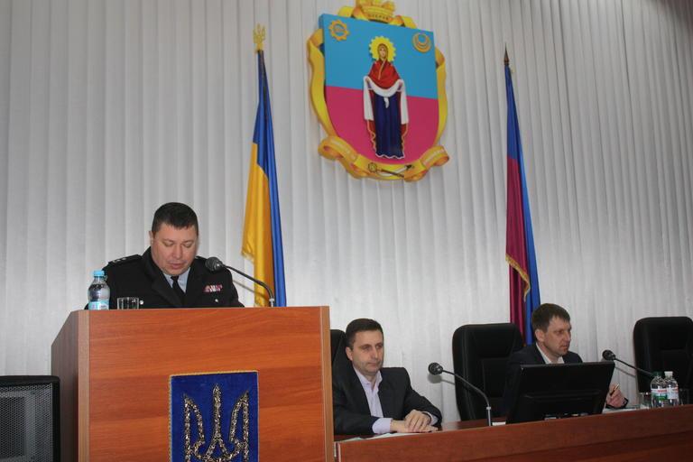 Отчет полиции и протест предпринимателей: прошла очередная сессия горсовета (+ВИДЕО)