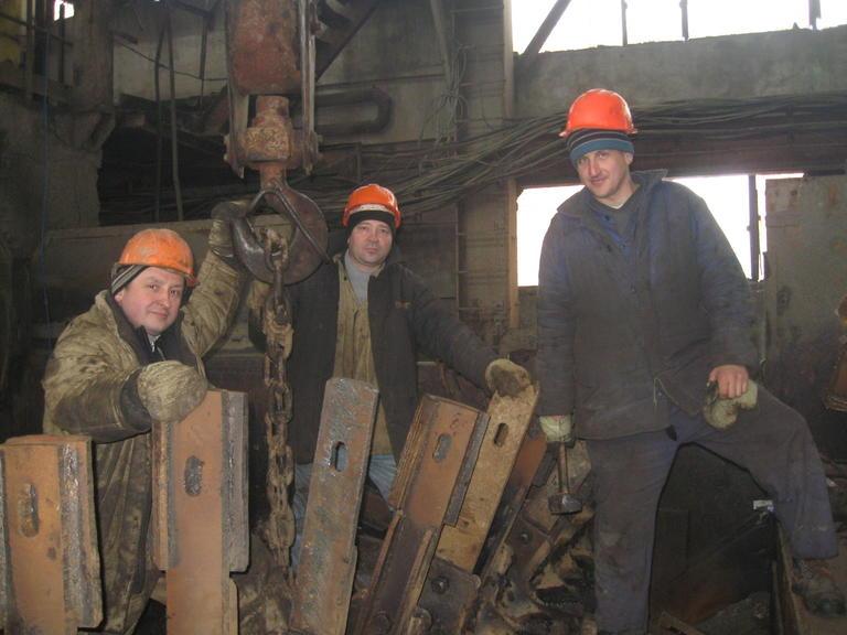 Александровская фабрика готовится к интенсивной работе