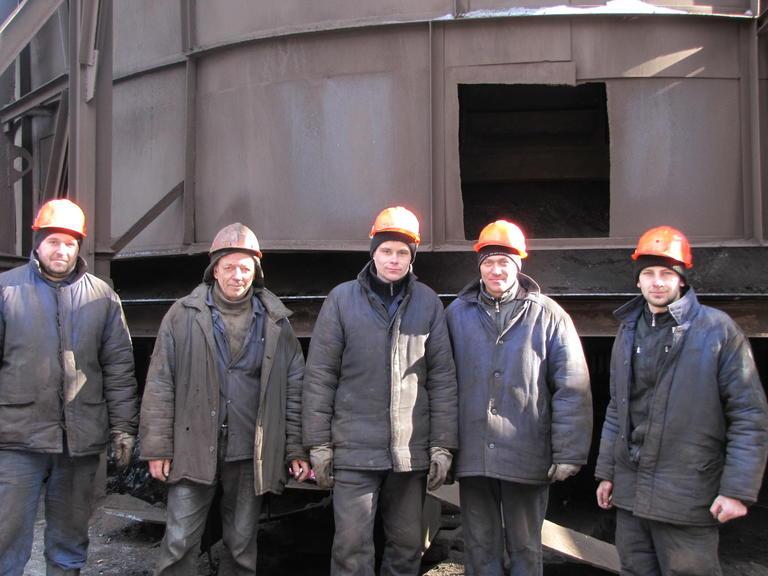 Богдановская аглофабрика активно готовится к весеннему запуску