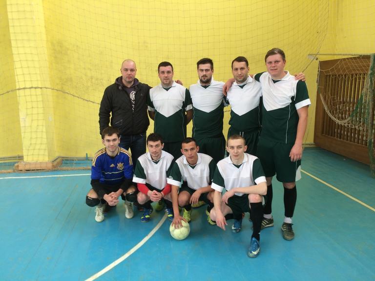 ФК «Авангард» стал победителем городского турнира по мини-футболу