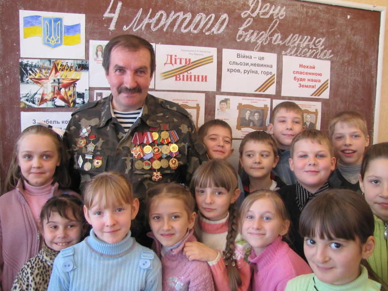 К девяти  дням ухода из жизни Сергея Костецкого