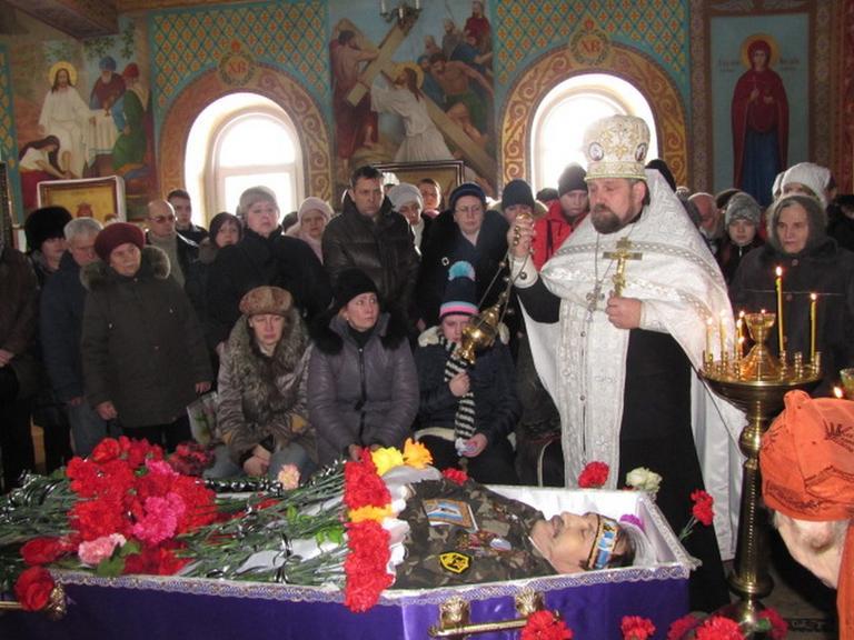Покров простился с Сергеем Костецким