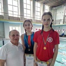 Відбувся Кубок області зі стрибків у воду