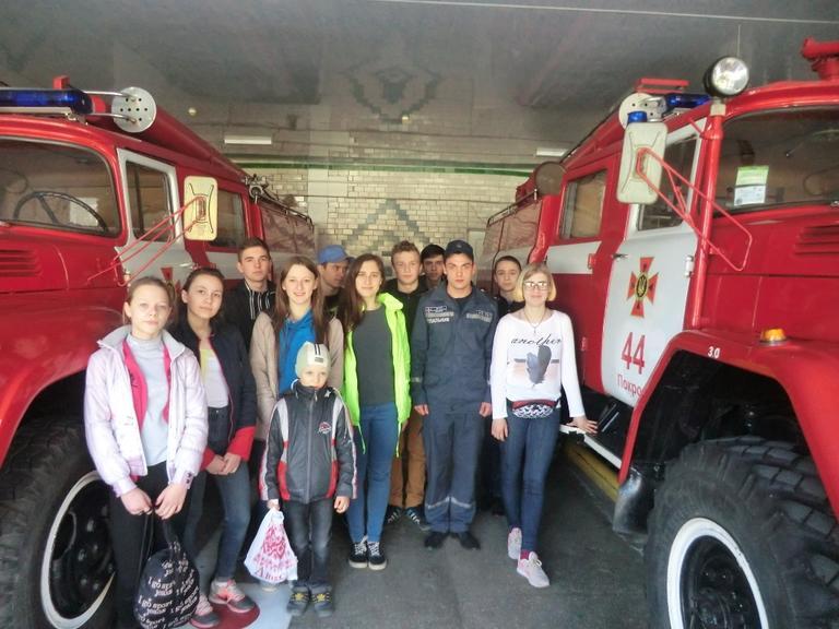 Рятувальники попереджали про небезпеку пожеж у побуті та природних екосистемах