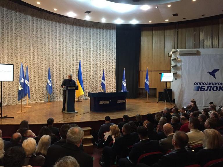 Вилкул: Если бы завтра были выборы, ОппоБлок получил бы 35% в Днепропетровской области и одно из первых мест по Украине