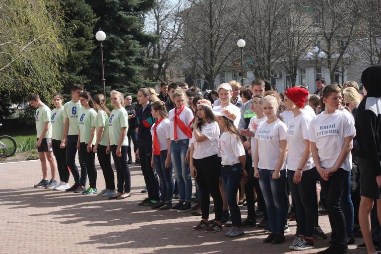 Проведено міський етап ХХІІІ Всеукраїнського фестивалю ДЮП (+ВІДЕО)