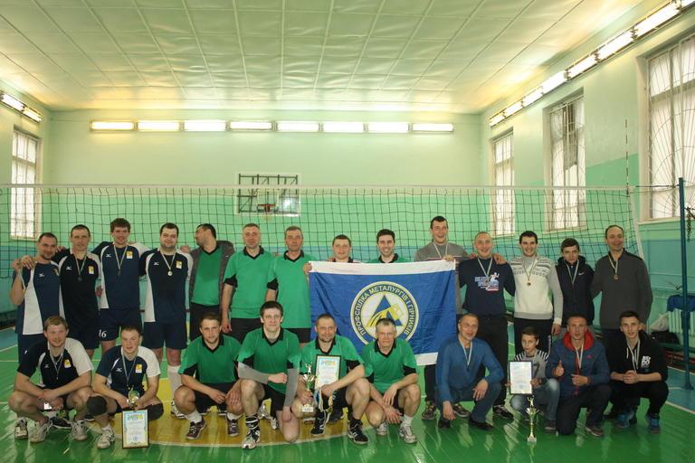 Команда ОГОКа – победитель 1-го этапа областной спартакиады (+ВИДЕО)