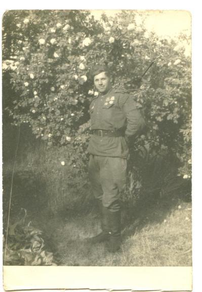 Его жизнь – это подвиг. Ветерану войны Роману Судольскому 95 лет!
