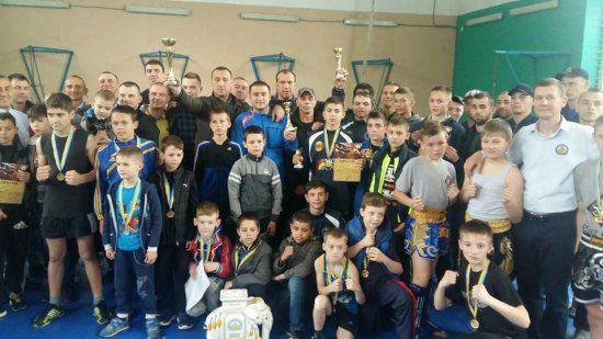 Аяксівці – чемпіони Дніпропетровщини
