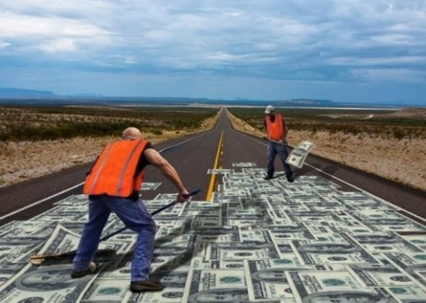 Стали известны детали дела о присвоении бюджетных денег на ремонте дорог в Днепре