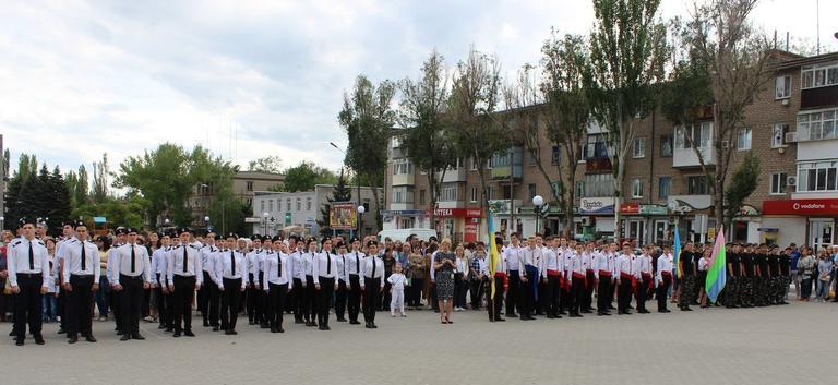 Концерт и строевой смотр: на центральной площади города прошли торжественные мероприятия, посвященные Дню Победы (обновлено, добавлено ПОЛНОЕ ВИДЕО)