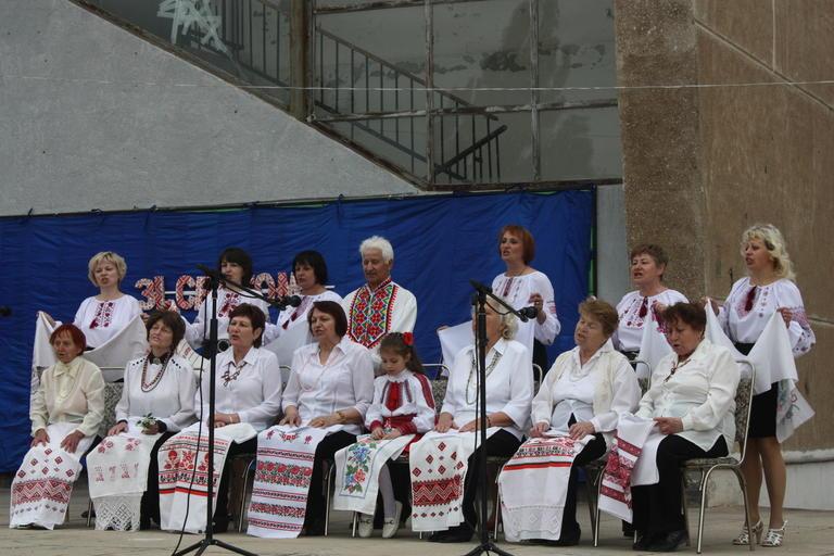 День вышиванки в Покрове (ФОТО, ВИДЕО)