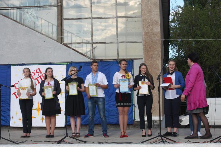 Наградили талантливую молодежь города (ФОТО, ВИДЕО)