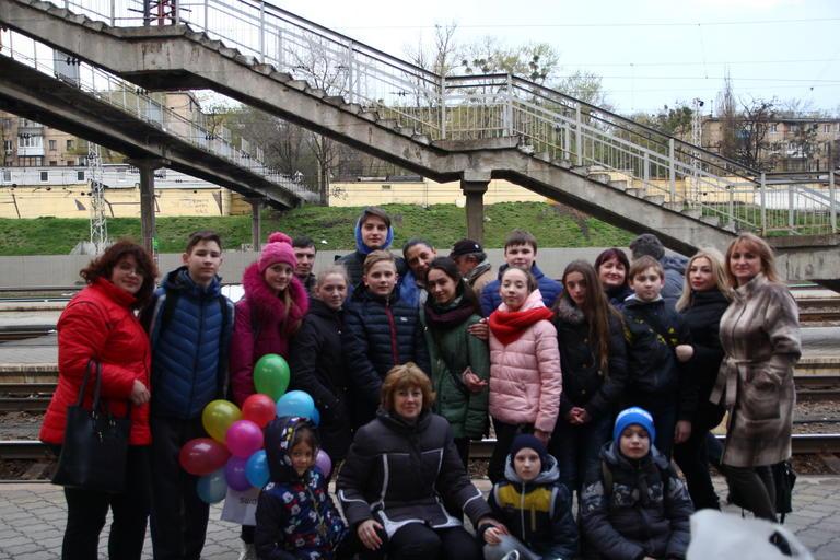 «Интеркроковцы» побывали в городе Харькове  (впечатления участников поездки)