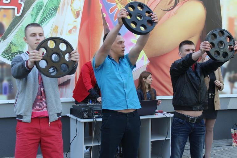 Спортивный клуб «LEGION» отпраздновал День Рождения (ФОТО, ВИДЕО)
