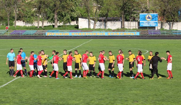 В Покров вернулся большой футбол! (обновлено, добавлено ВИДЕО)