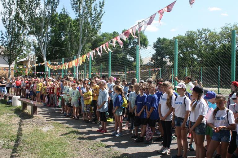 День защиты детей в Покрове: спортивные соревнования (ФОТО, ВИДЕО)