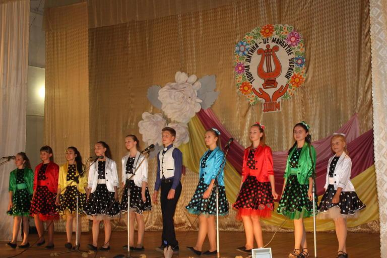 Воспитанники Детской школы искусств продемонстрировали свои таланты (ФОТО, ВИДЕО)